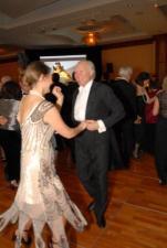 Gary Stephans teaching the Waltz