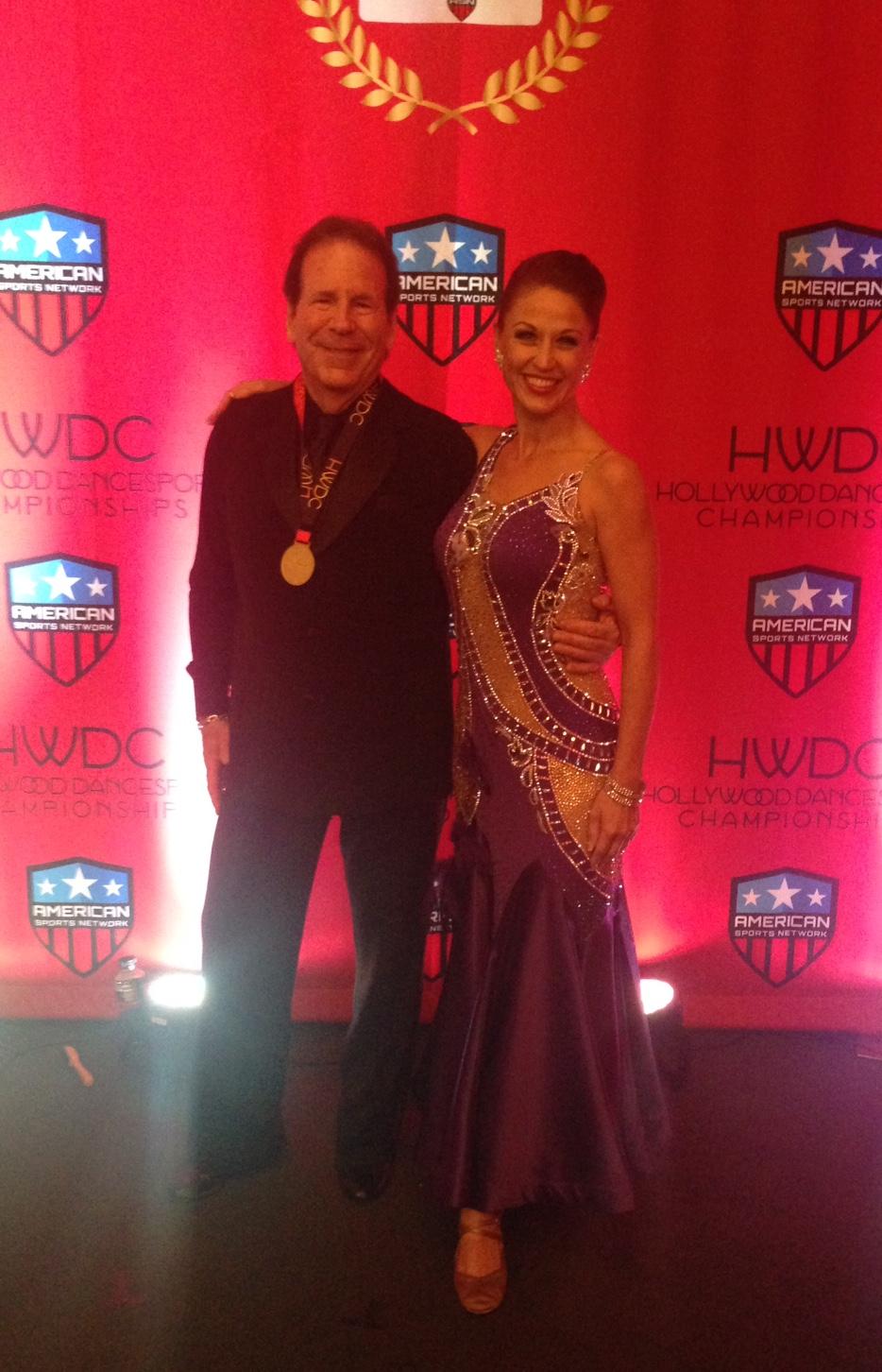 Hollywood Dancesport Championships '15