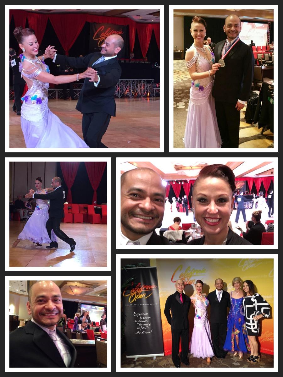 California Open Dancesport '16