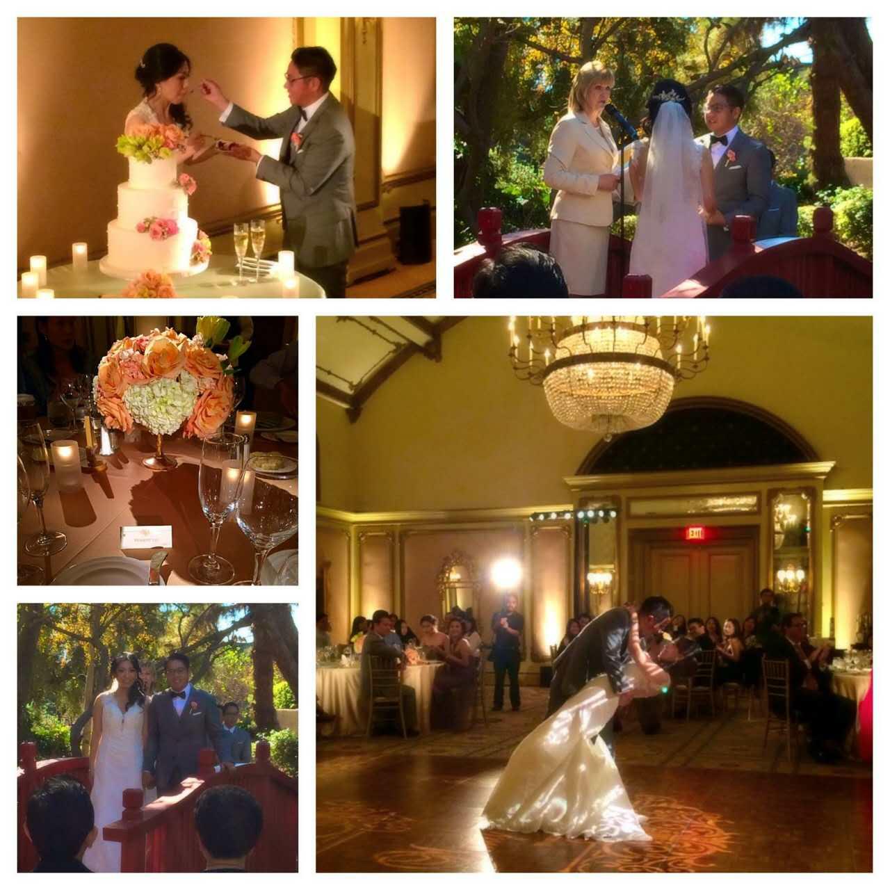 Mary and Chris' wedding '15