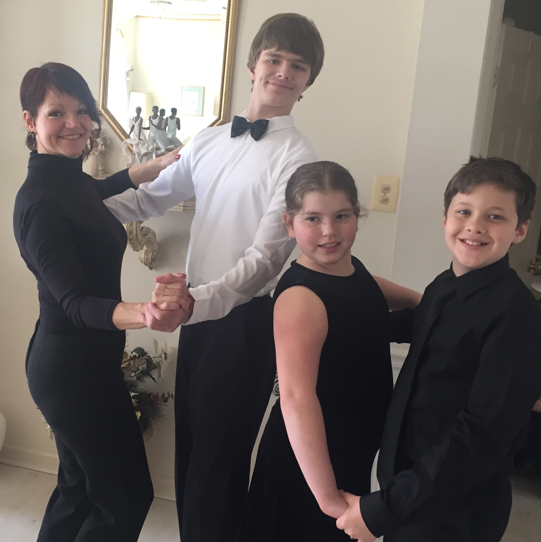 2019 Ballroom Kids at LePapillon Dance