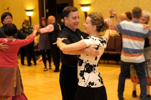 Ballroom Dance Camps for Grownups