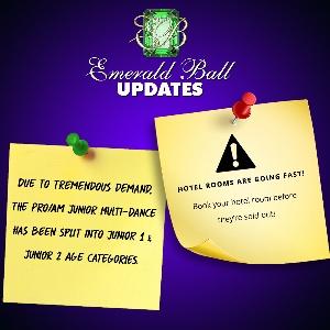 Emerald Ball Dancesport Championships