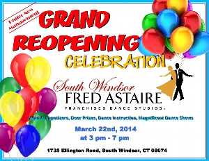 Fred Astaire Dance Studio (Southbury Connecticut)