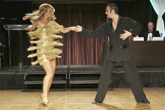Spiro and Nicole