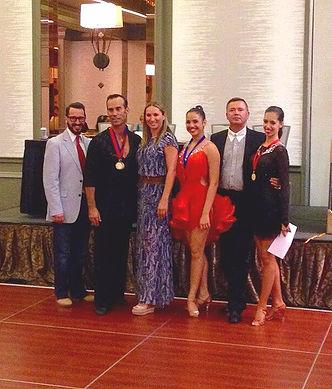Paramount Ballroom Wins!
