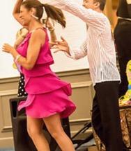 Alex & Terri compete!