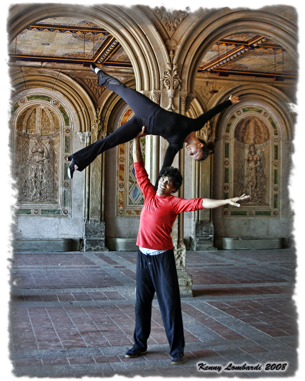Anna Ballerina & Miguel