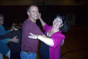 Tim & Linda