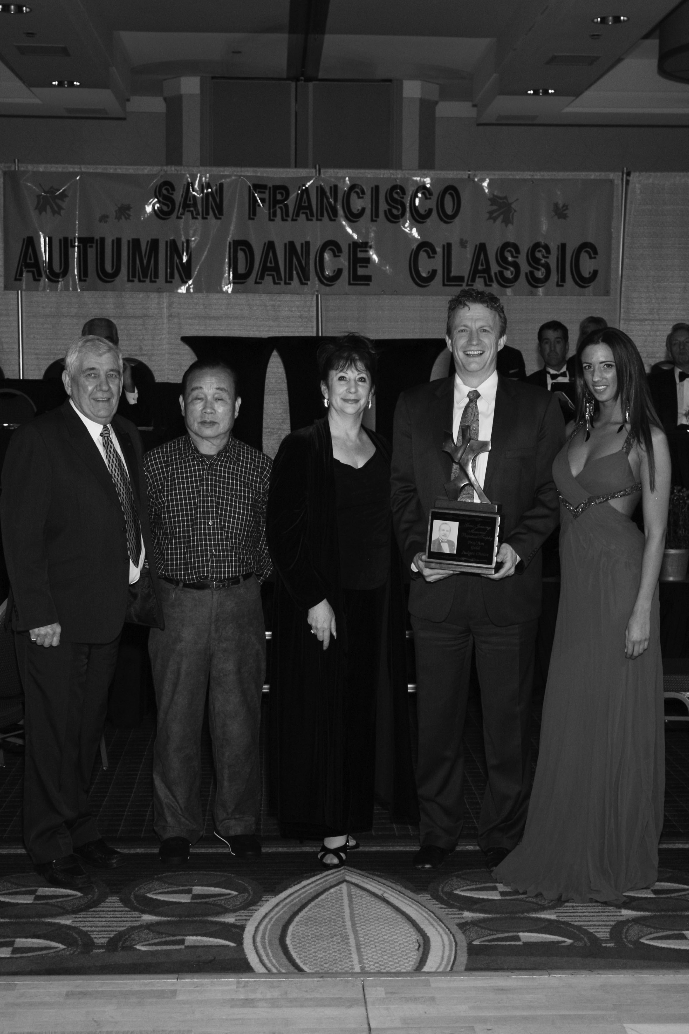 Linda Staver-Former Organizer of San Francisco Autumn Dance Classic