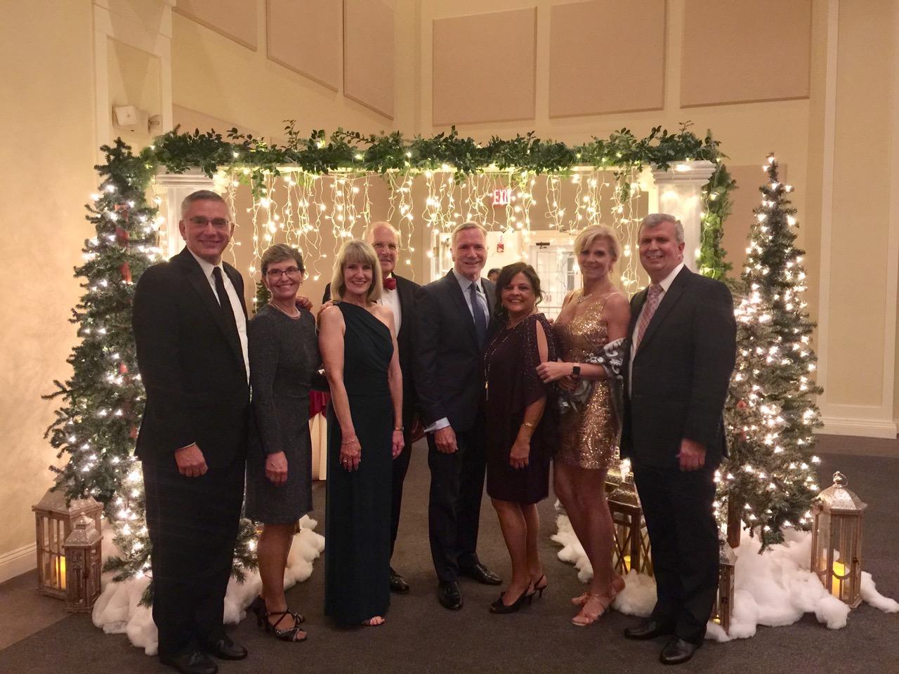 Michael, Debbie, Claire, Bob, Ron, Lynette, Joanna, Ed