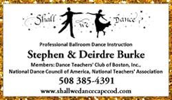 USA Dance (Cape Cod) Chapter #3034
