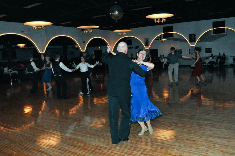 More Dancers!