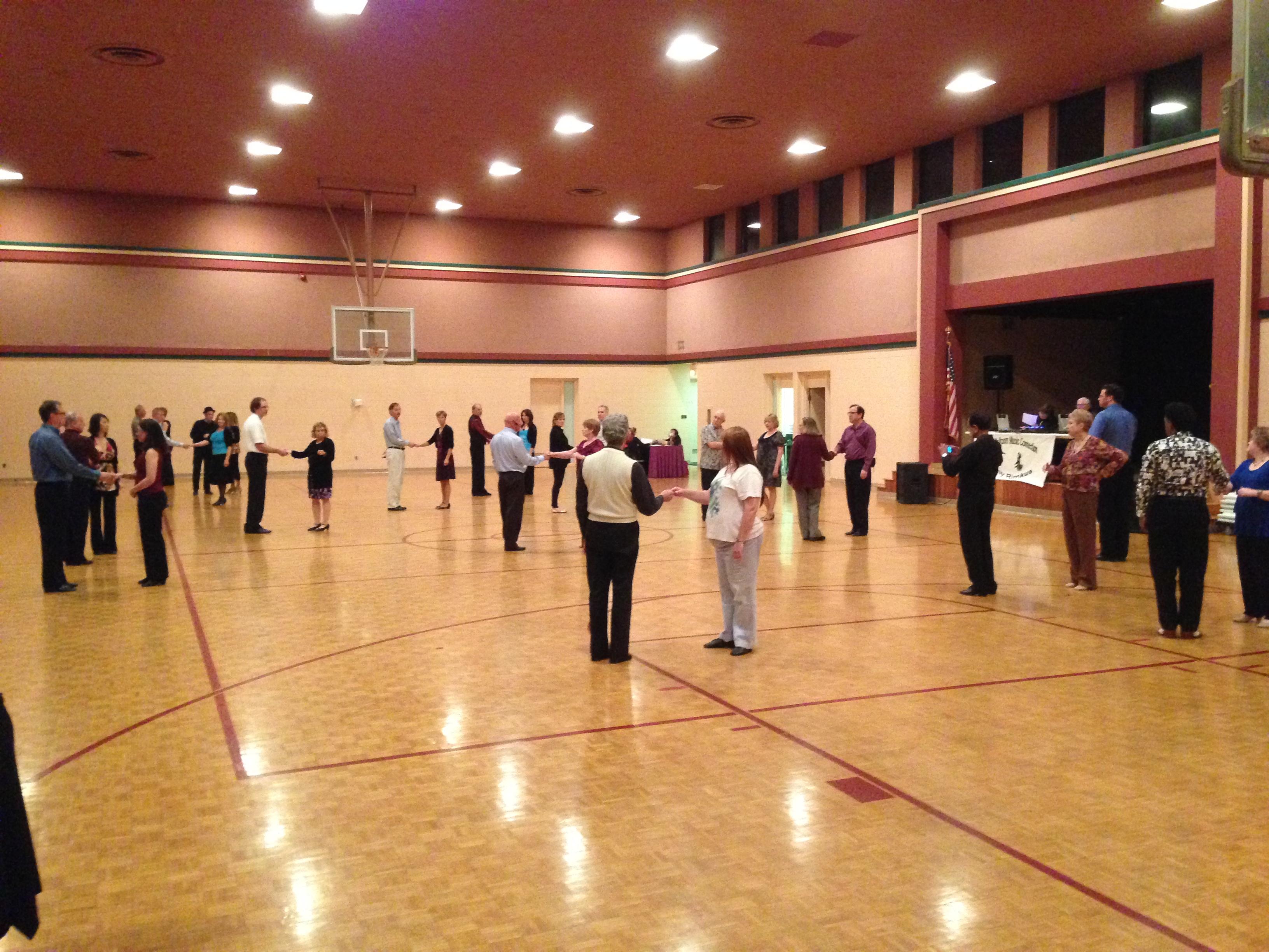 Nov Dance at the GOC