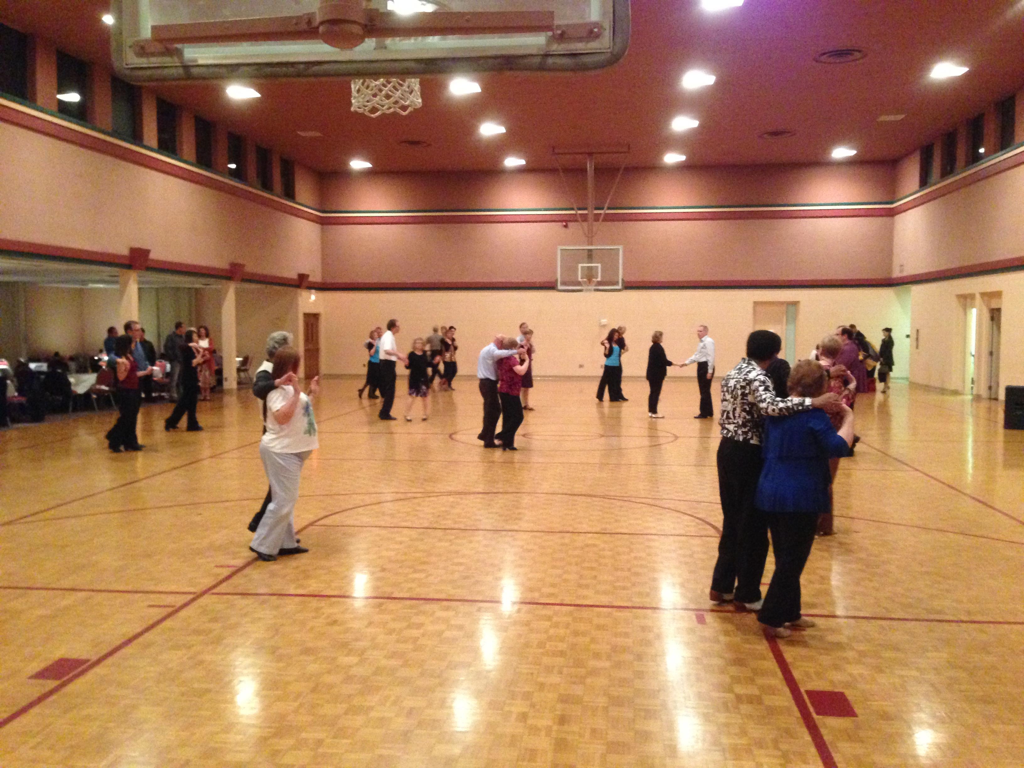 Nov 30th dance at the GOC