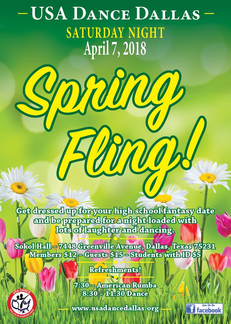 Spring Fling 18