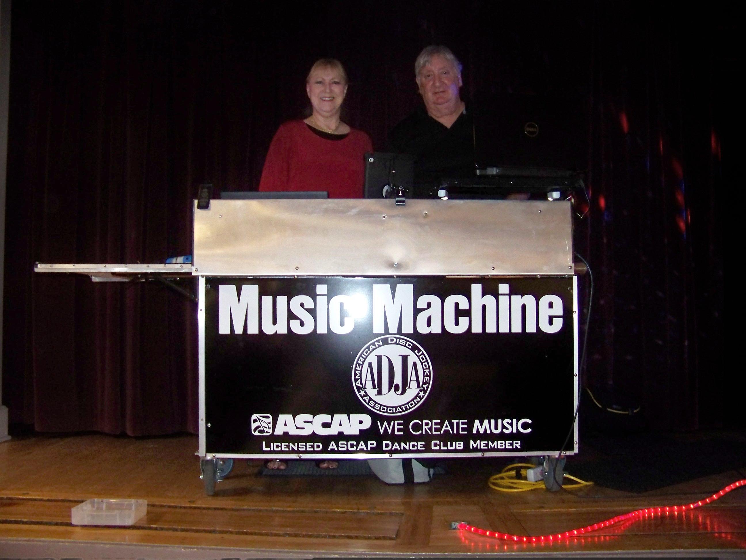 Jamboree DJ team
