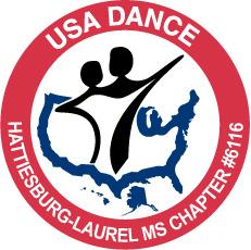 USA Dance (Hattiesburg-Laurel MS) Chapter #6116