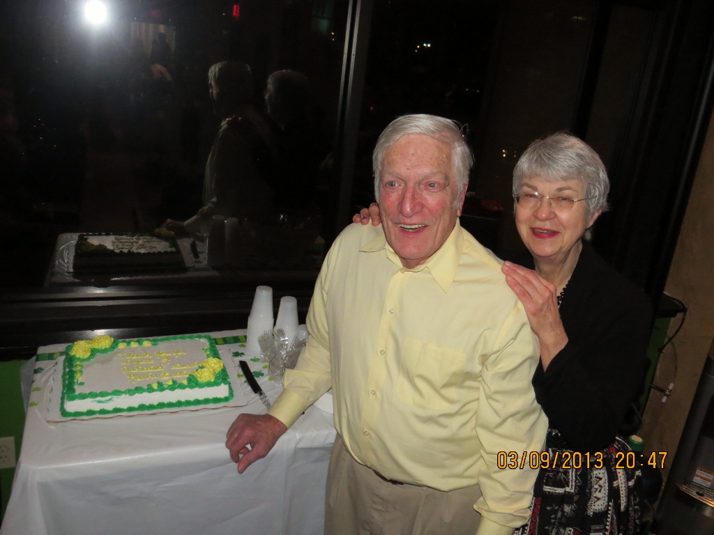 Marvin and Greta Bechtel