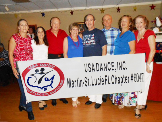 2015 USA Dance Chapter#6047 Martin-St.Lucie Board of Directors