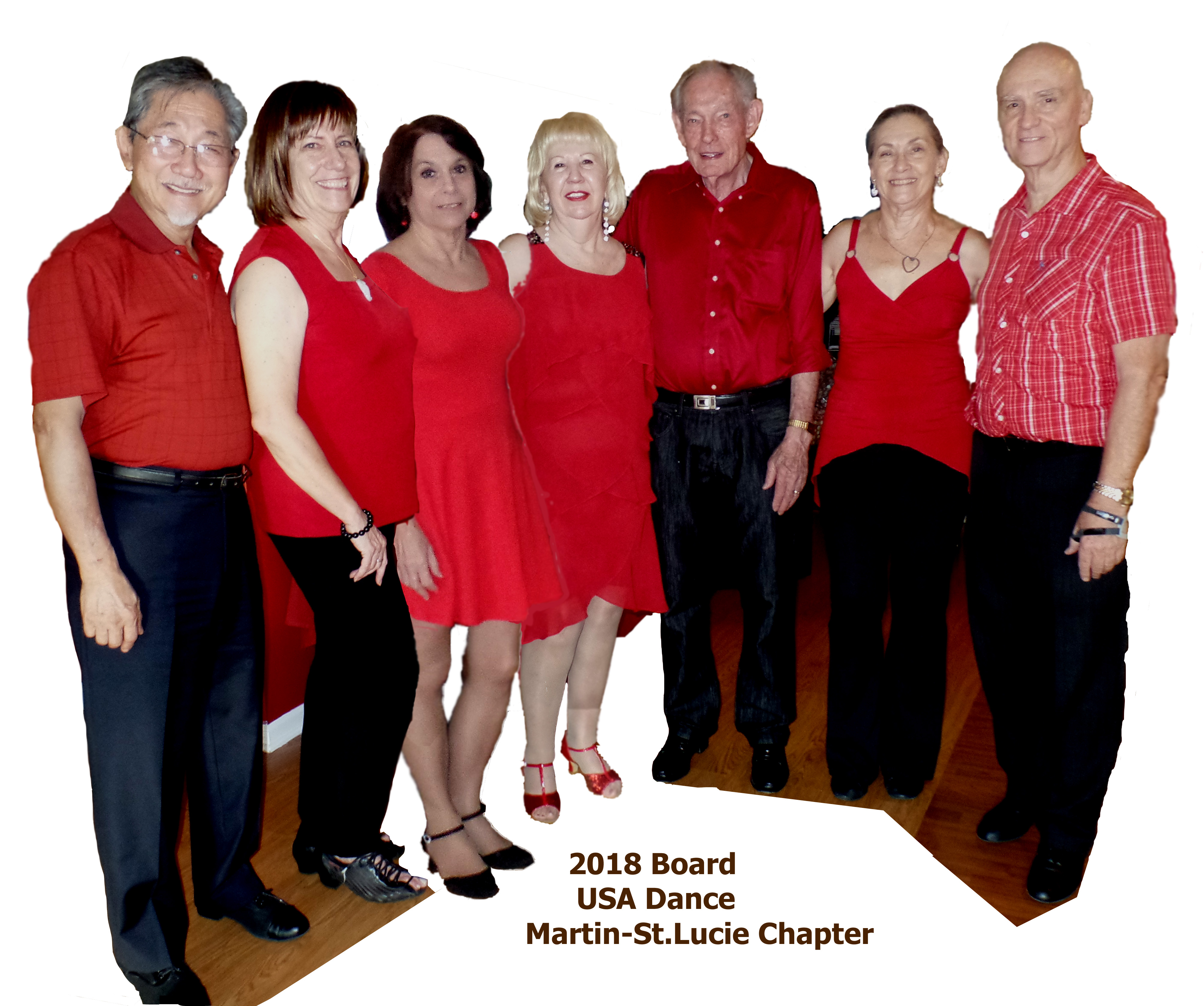 2018 USA Dance Martin-St.Lucie Chapter#6047