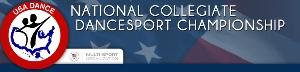 USA Dance National Collegiate DanceSport Championships
