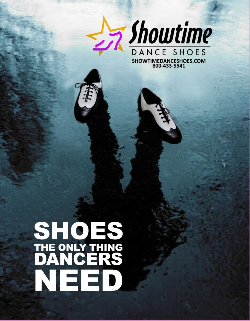 Showtime Dance Shoes