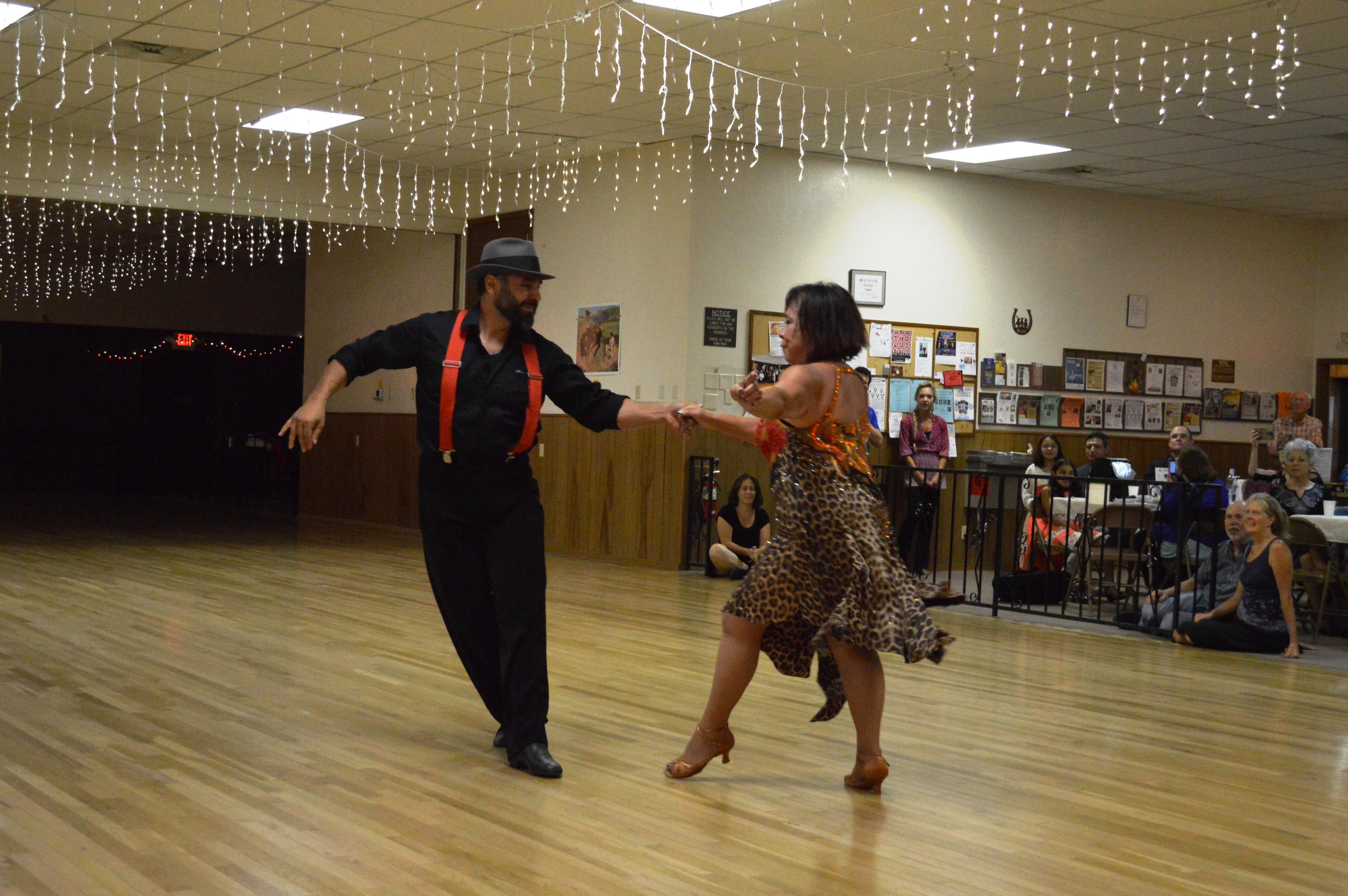 Latin Performance
