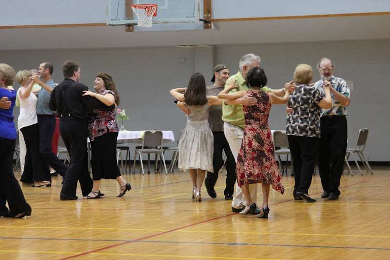 Social Dance in the Gym at Trinity UMC