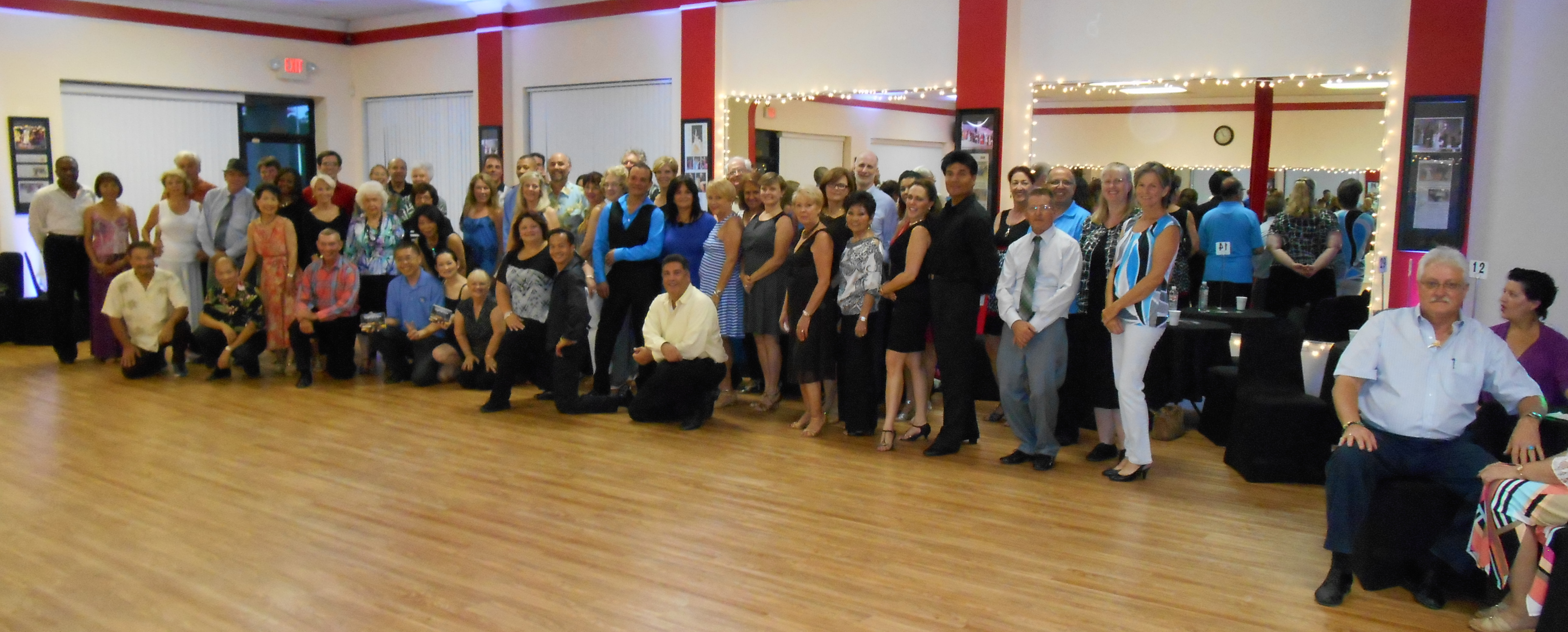 USA Dance Members & Guests August 2014
