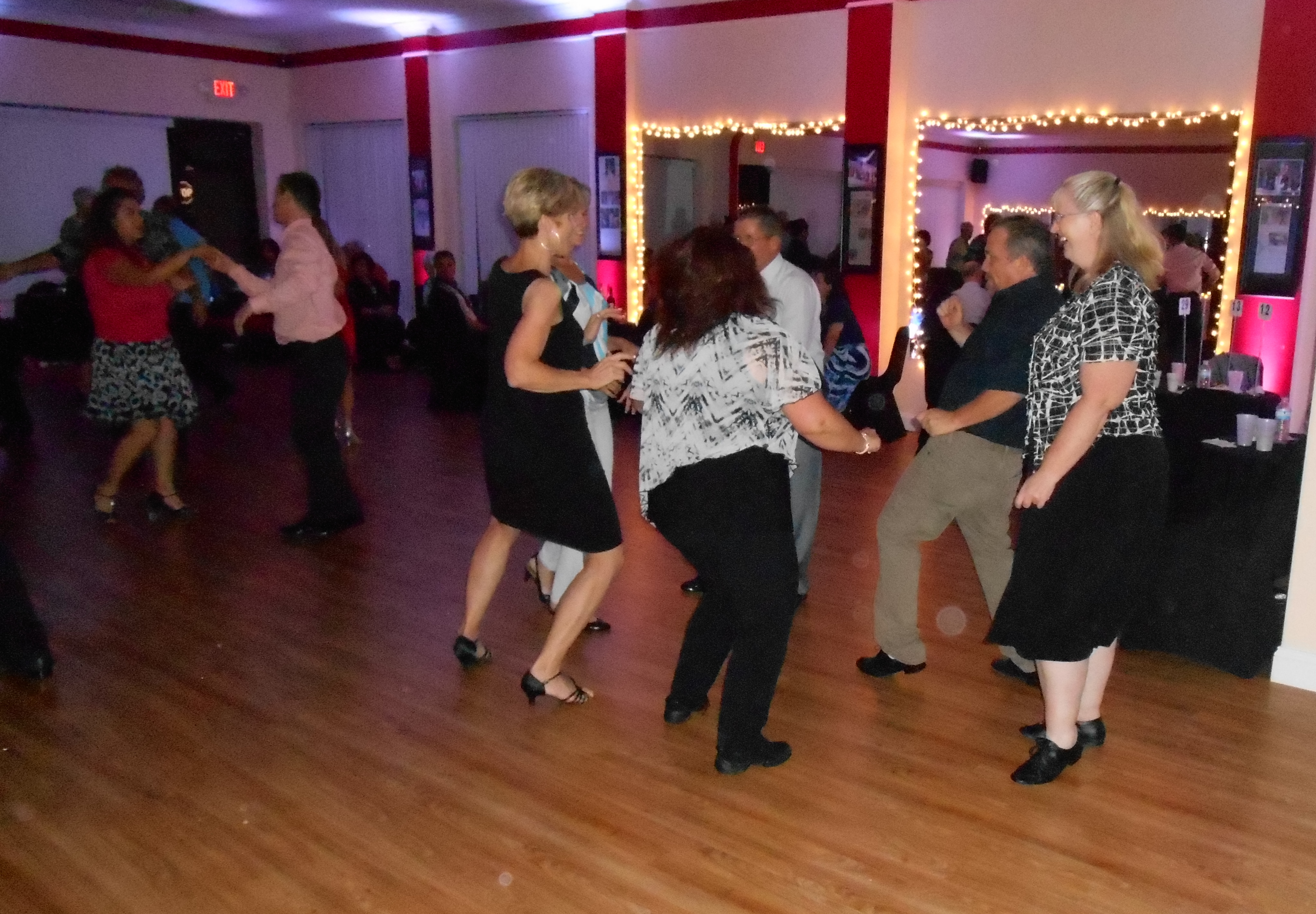 Dancing fun at Jacksonville Dance Center - August 2014