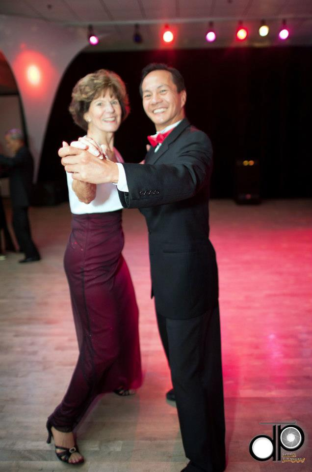 Dance Host: Arnold Federiso & Ms. Ruby Fuller