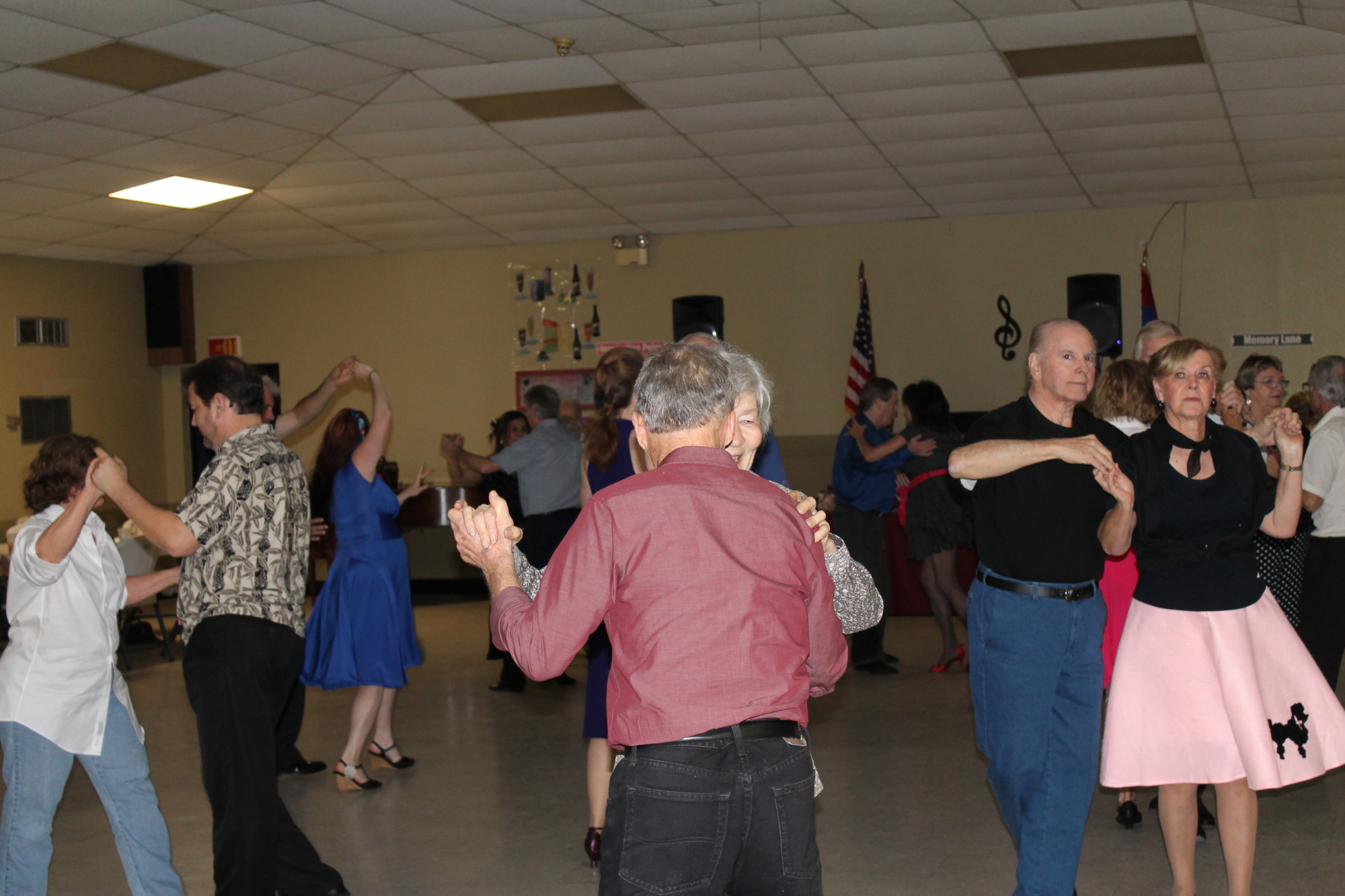 Fifties Dance