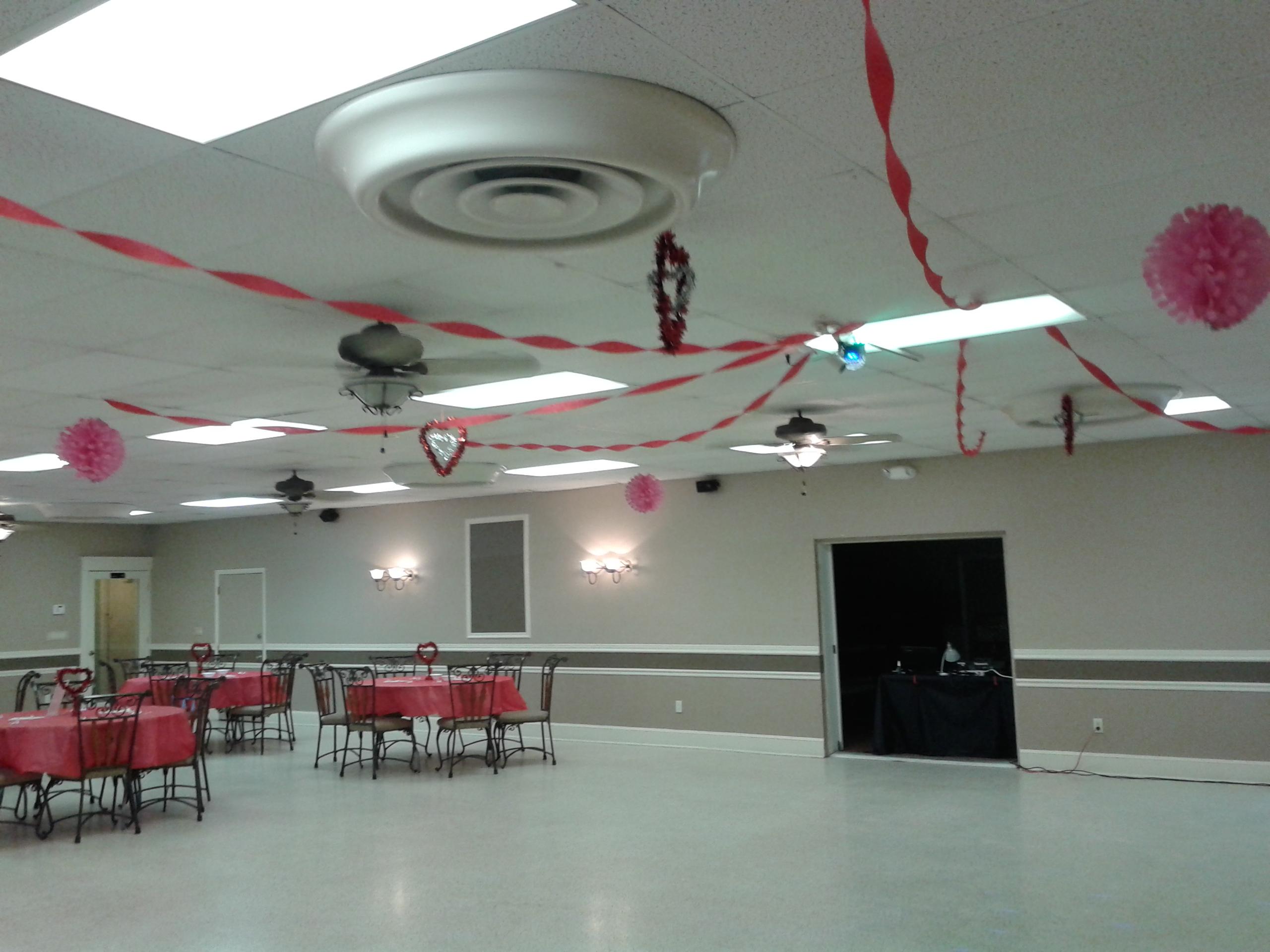 Large Floor