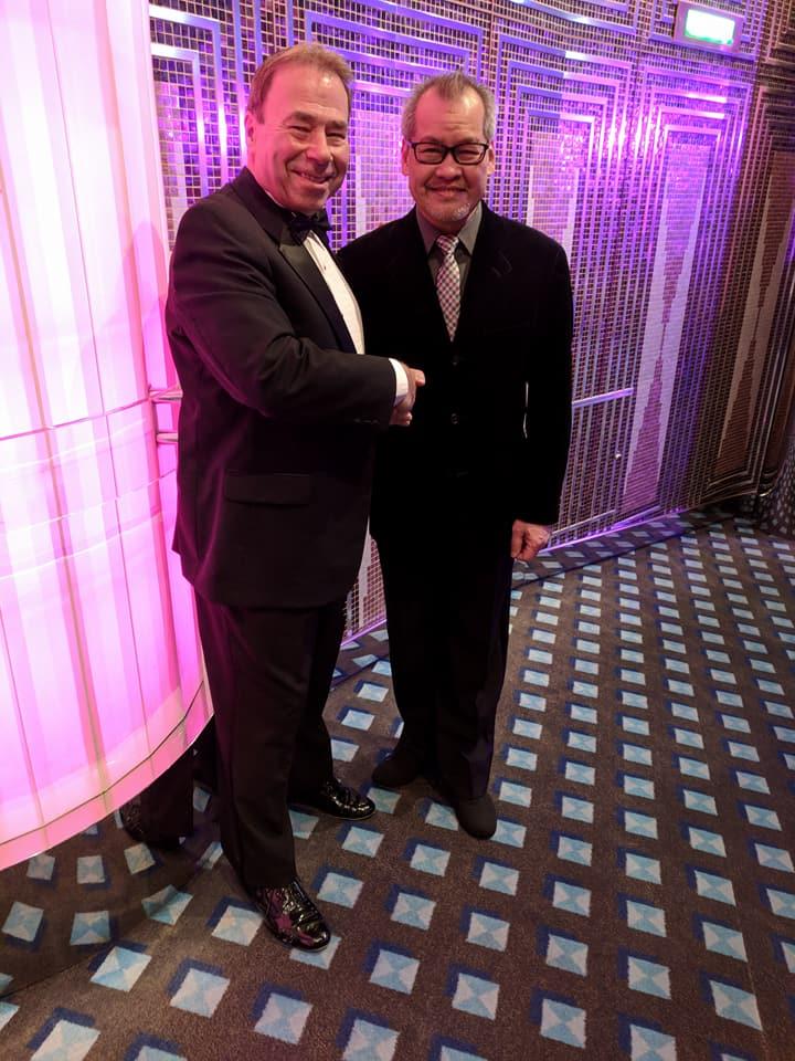 2018 Stardust Cruise Pete & Wingo