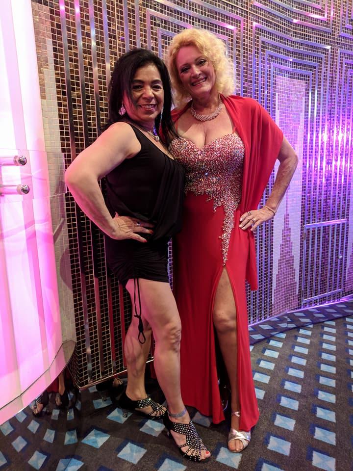 2018 Stardust Cruise Maria & Me