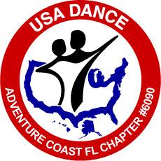 USA DANCE Adventure Coast Fl Chapter #6090