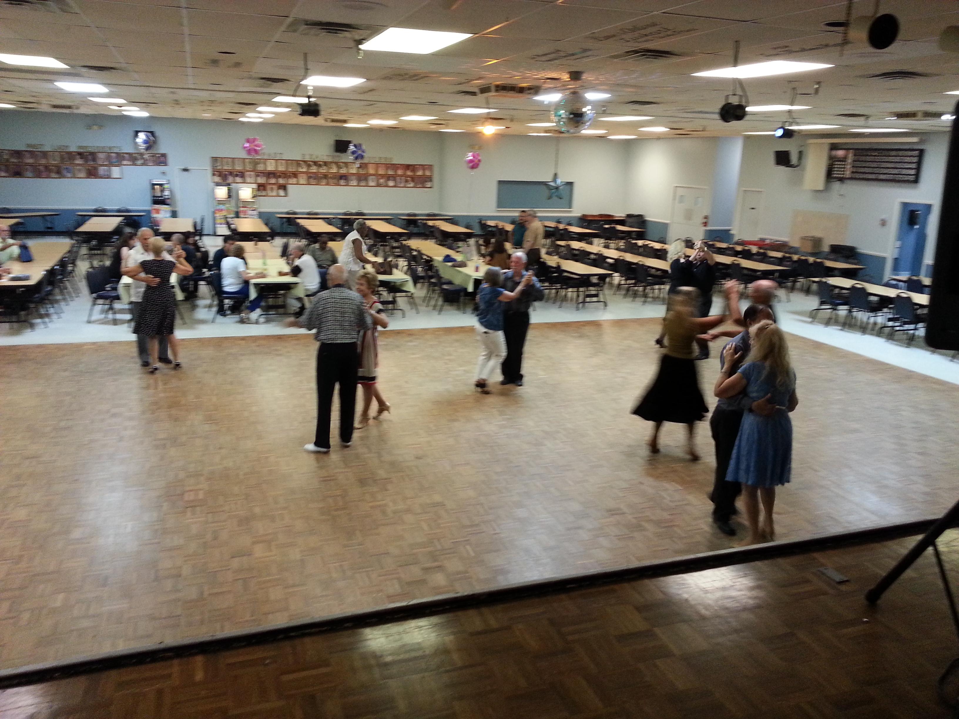 Elks Dance Floor