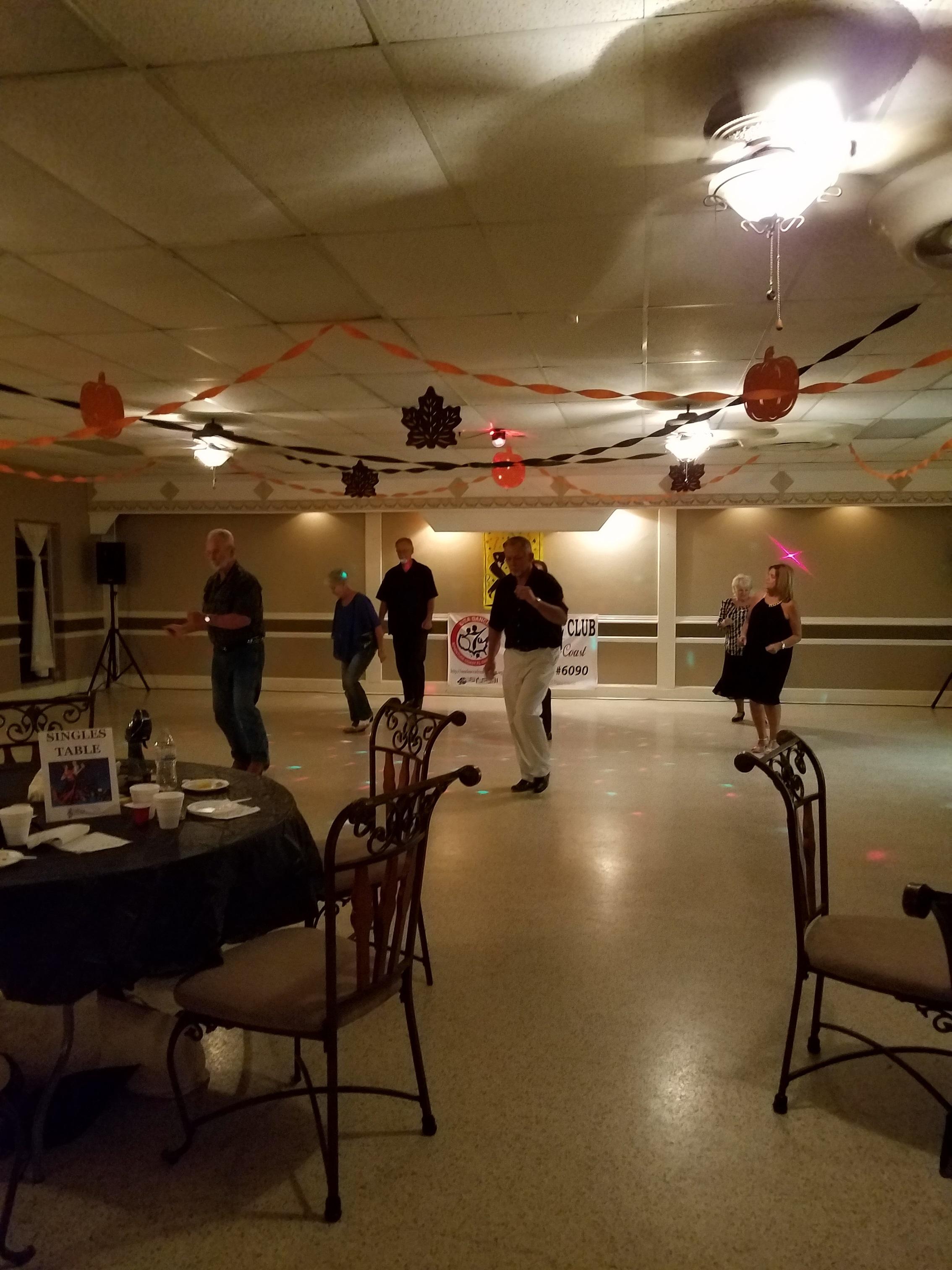 Octoberfest Dance Social .30