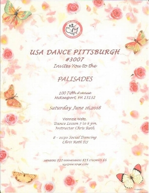 USA Dance (Pittsburgh) Chapter #3007