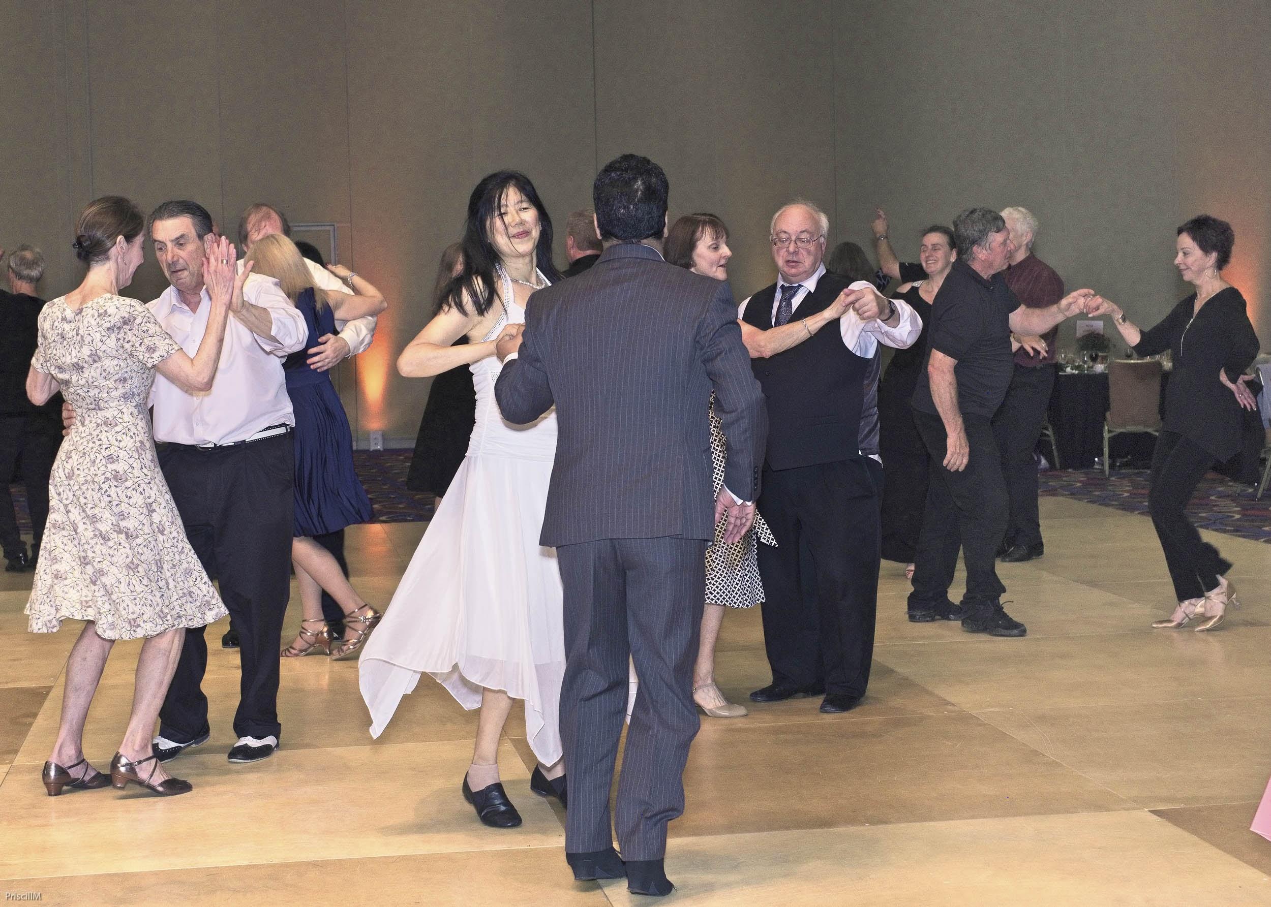 USA Dance Regional Fall Social-Dancers 1