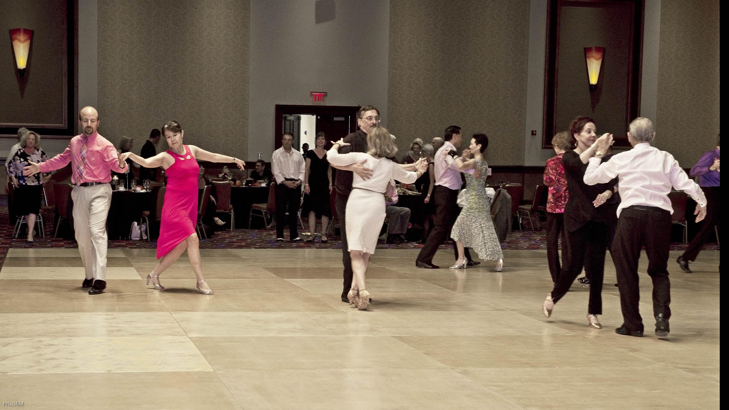 USA Dance Regional Fall Social - Dancers 2