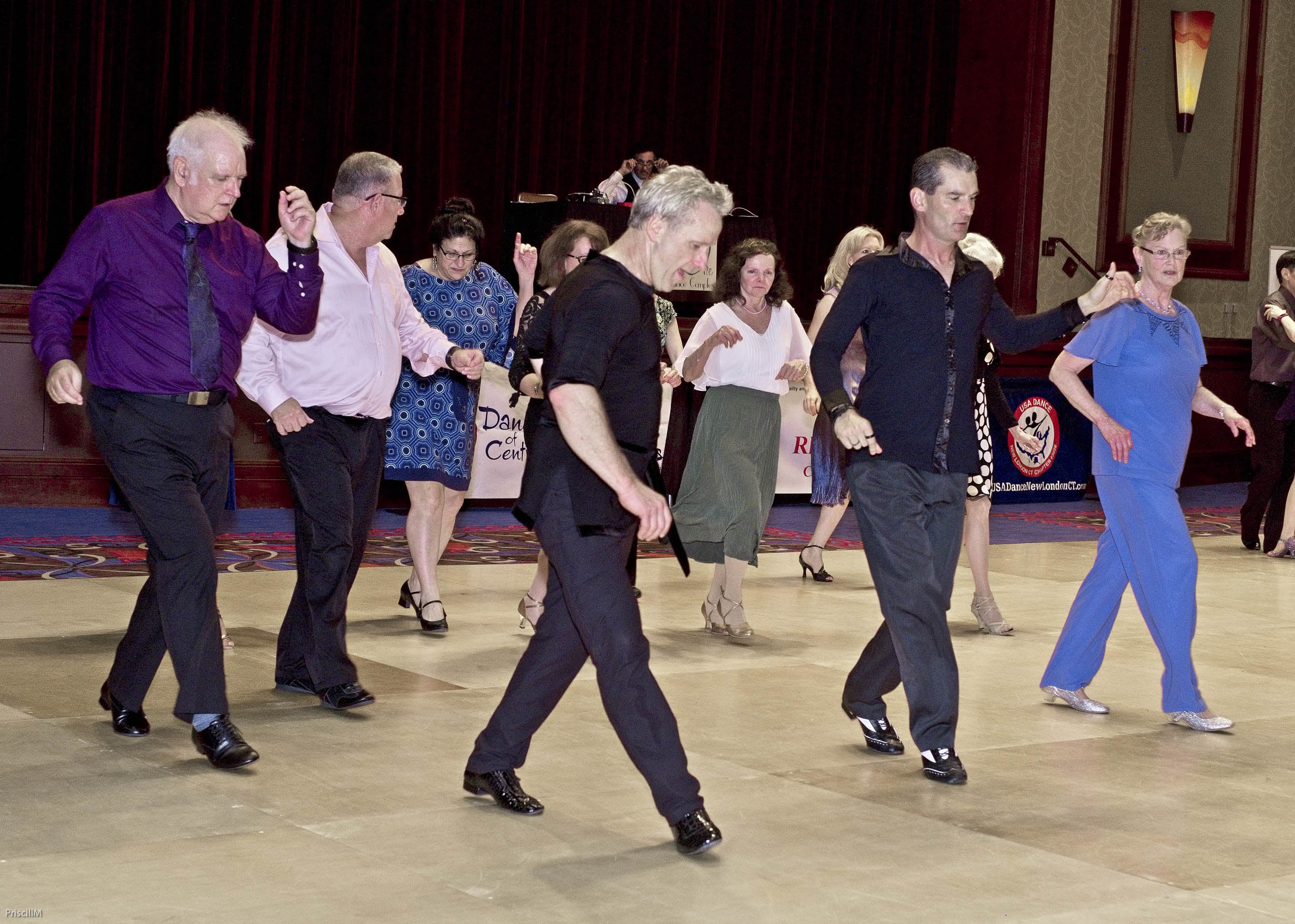 USA Dance Regional Fall Social Dancers 3