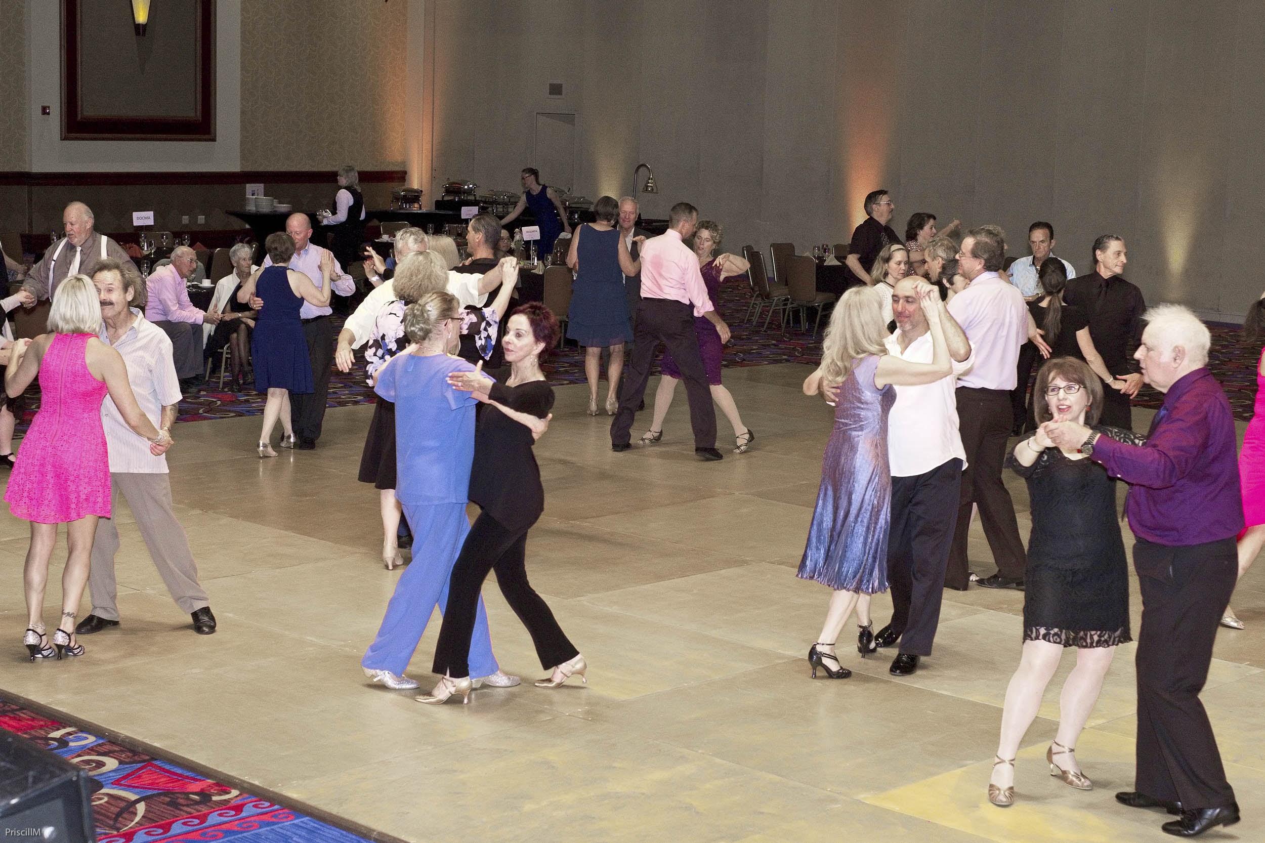 USA Dance Regional Fall Social Dancers 5