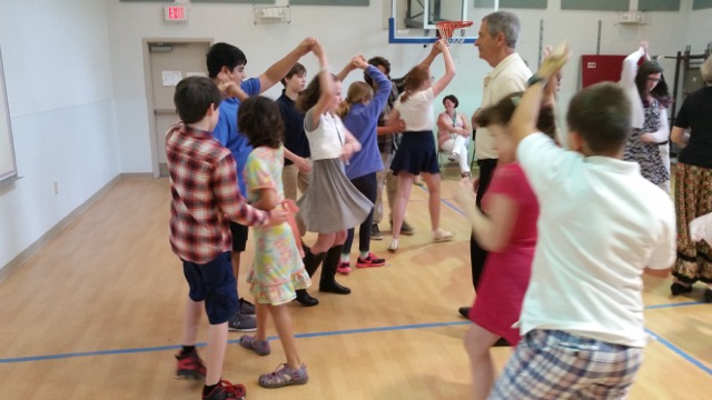 Riverside end of year dance 4