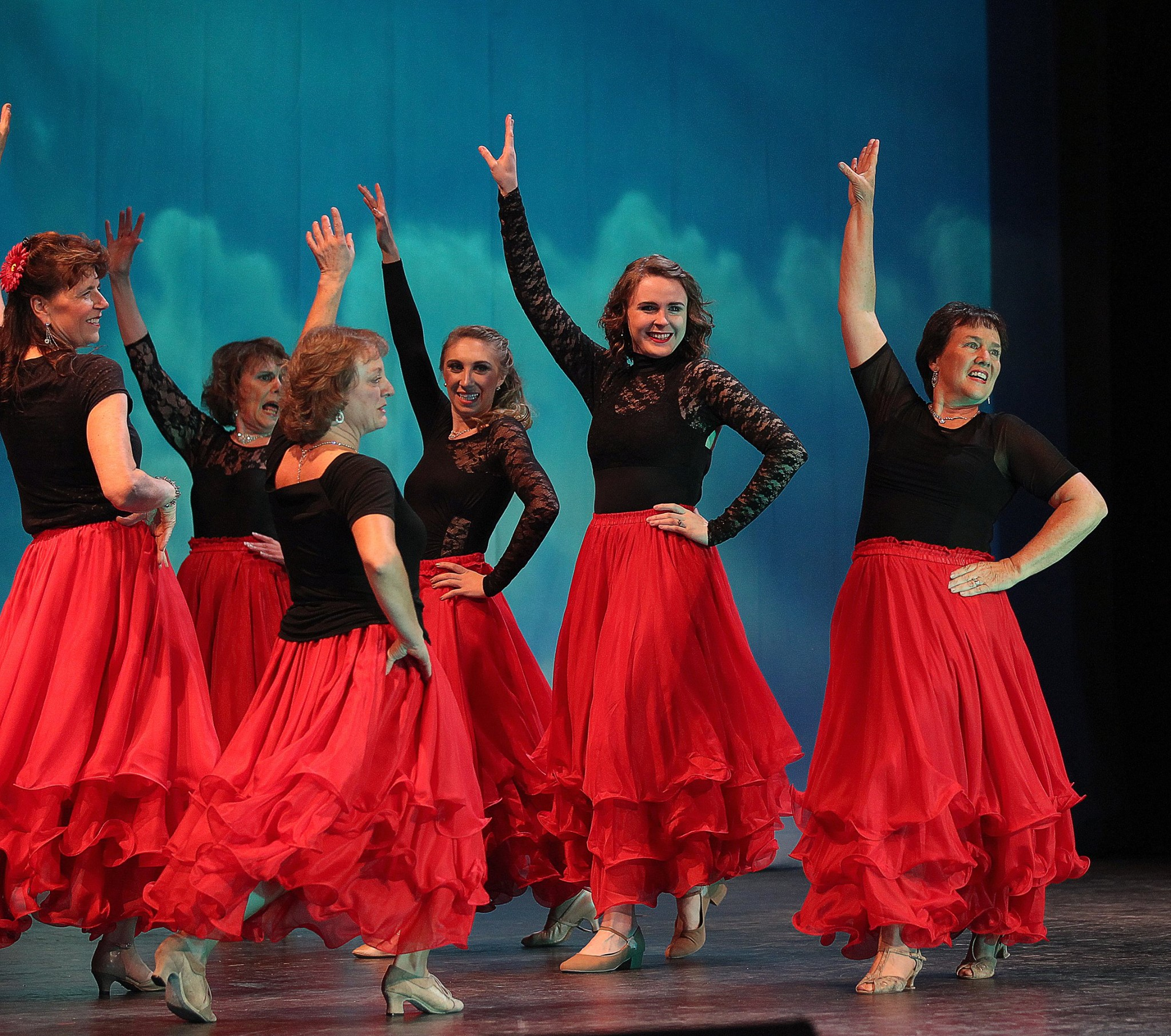 Opener for Dancing with the Rogue Valley Stars 2015