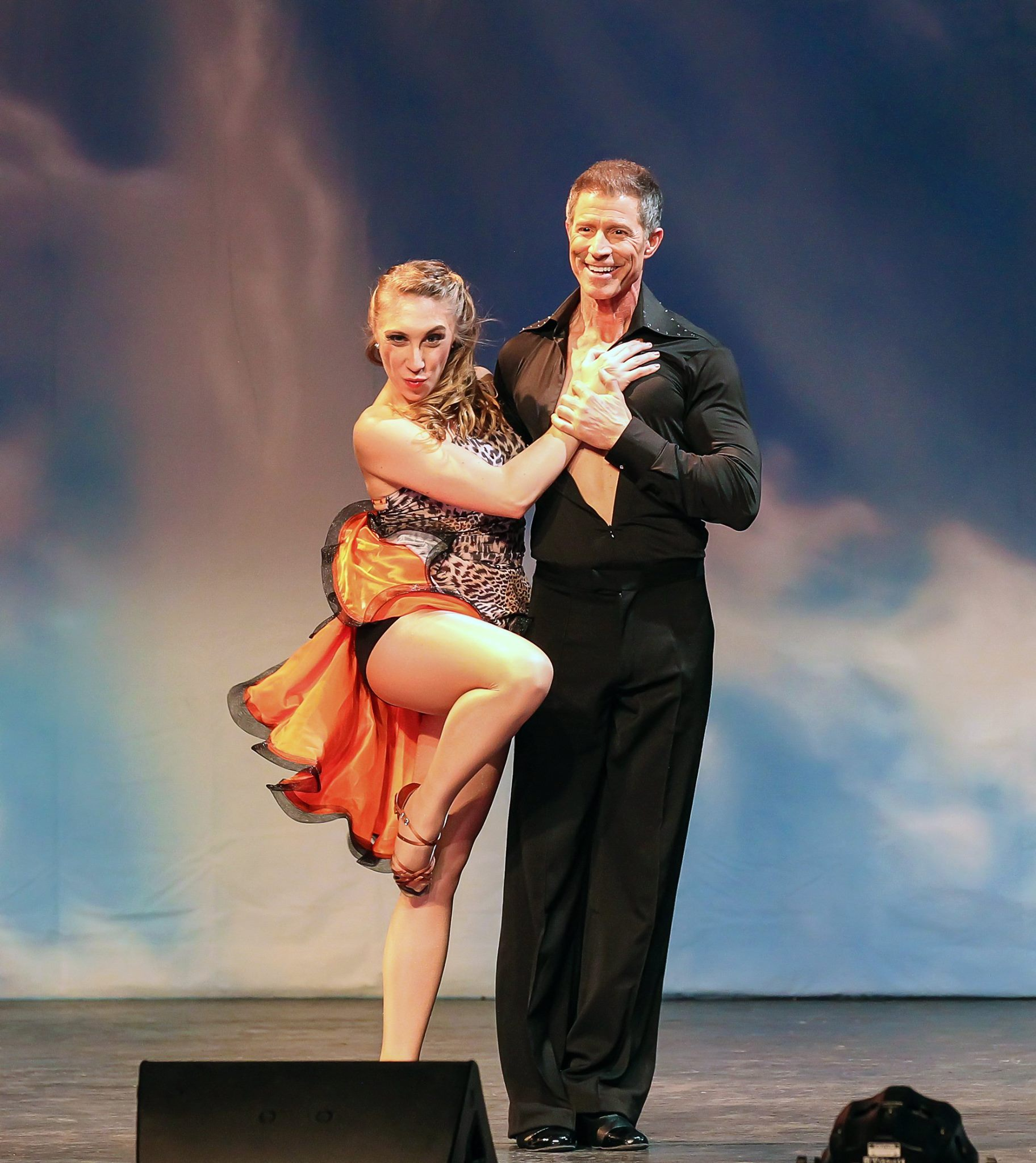 Samba -Dancing With the Rogue Valley Stars 2015