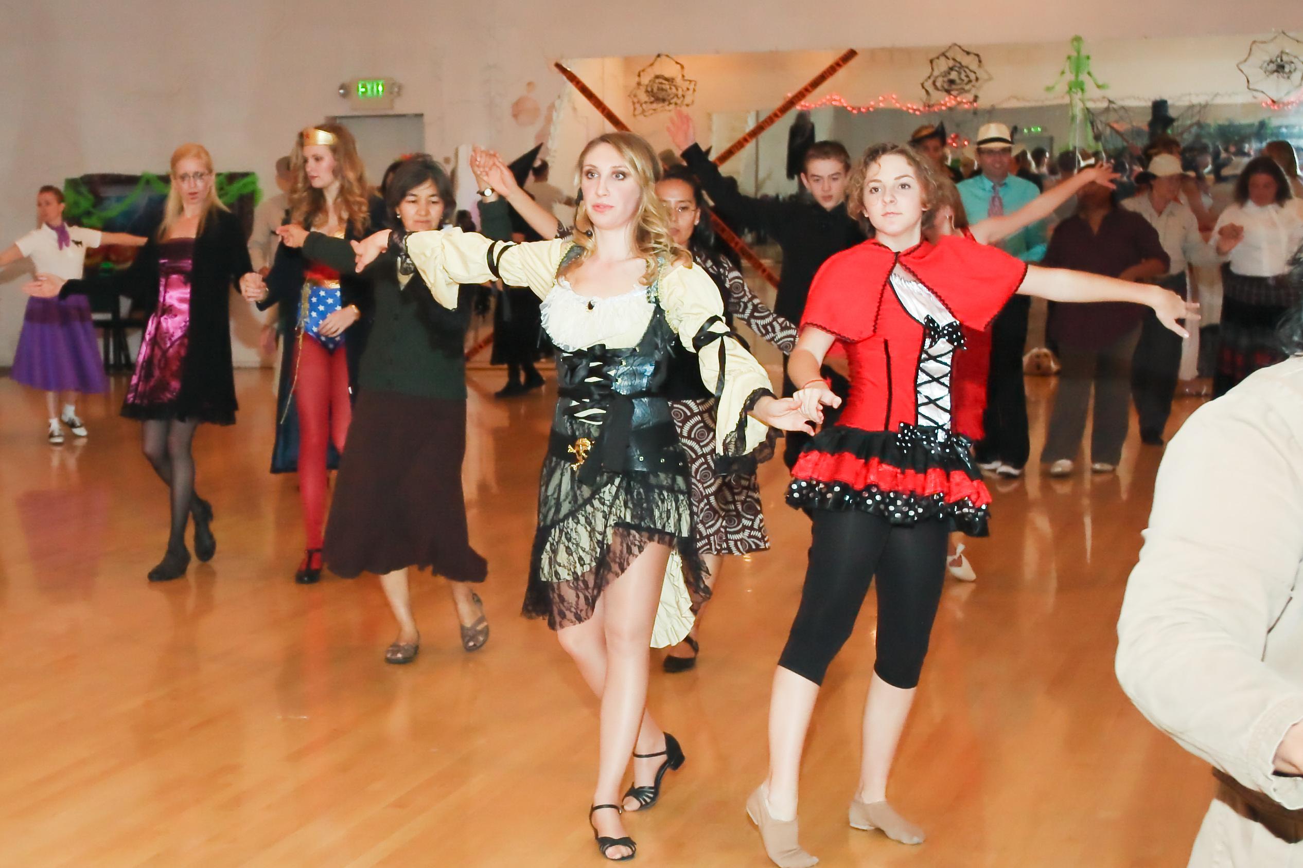 USA Dance Halloween Bash