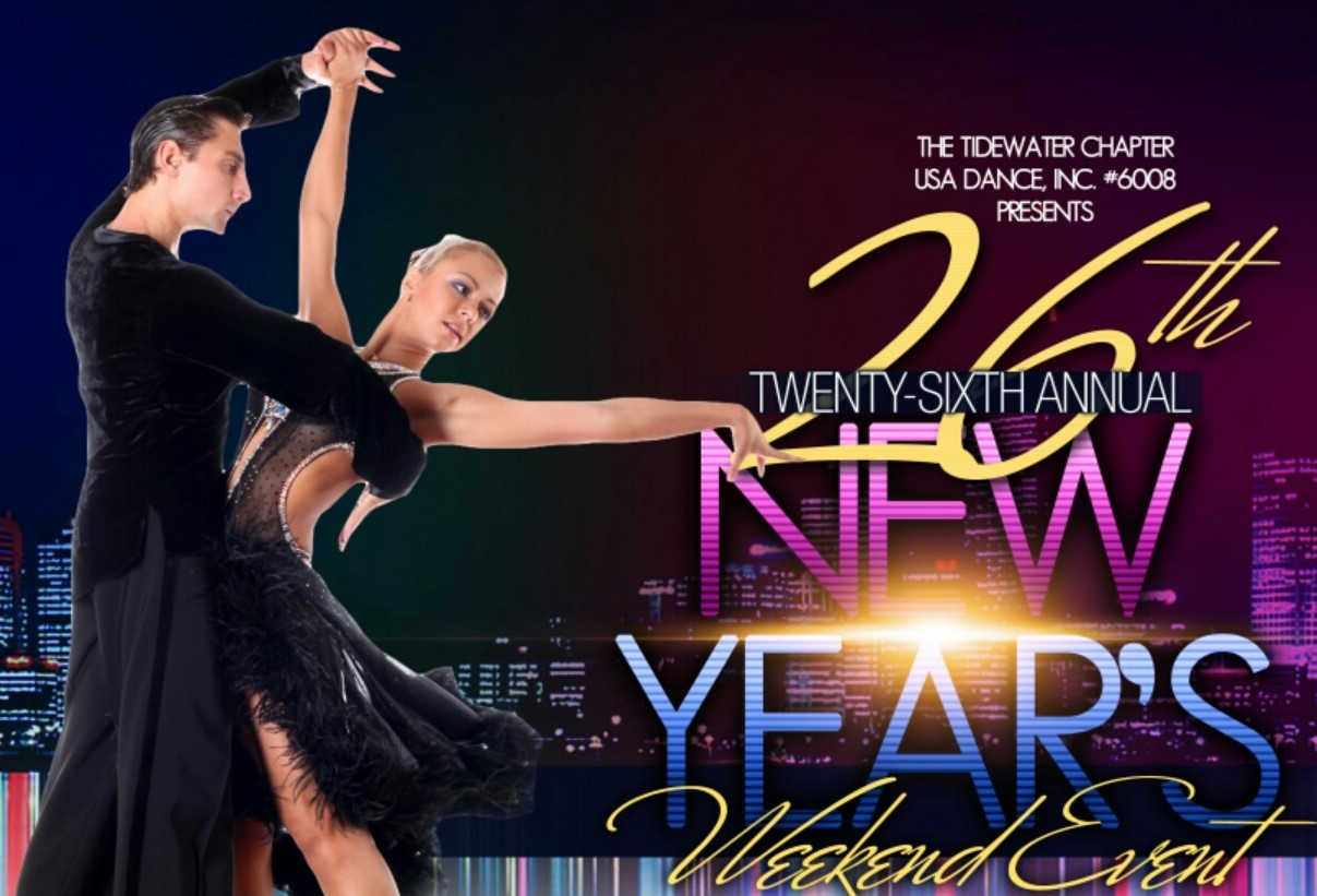 USADance  Two-Day New Year's Gala 2015 2016
