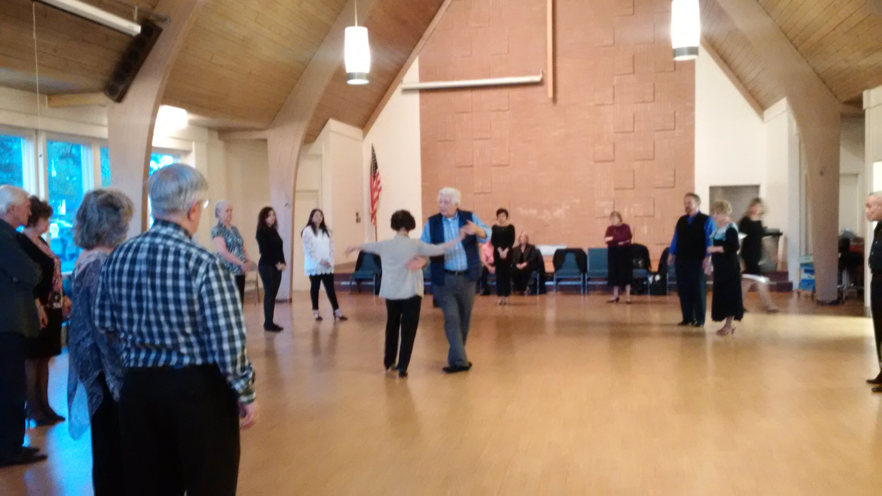 2016 April Dance